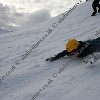 Practice makes perfect - winter skills scotland
